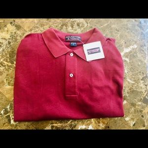 Dillard's Roundtree & Yorke Polo Shirt Vintage